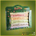 Indiai Füstölő Ajándékcsomag - Aromaterápiás füstölő szett