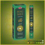 HEM Feng Shui Wood/HEM Feng Shui Fa indiai füstölő