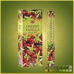 HEM Cherry Vanilla/HEM Cseresznye Vanília illatú indiai füstölő