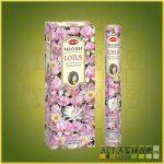 HEM Precious Lotus/HEM Lótusz illatú indiai füstölő