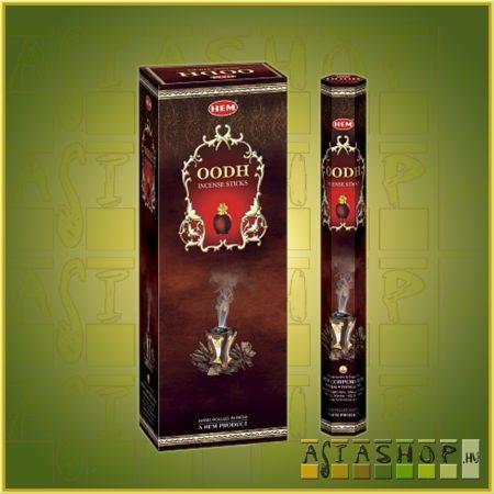 HEM Oodh/HEM Agarfa illatú indiai füstölő