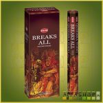 HEM Breaks All/HEM Akadálymentesítő indiai füstölő