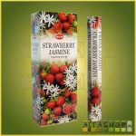 HEM Strawberry Jasmine/HEM Eper Jázmin illatú indiai füstölő
