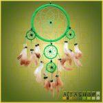 Álomcsapda (álomfogó) zöld 16cm