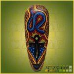 Maszk Aboriginal Széles J