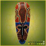 Maszk Aboriginal Széles P