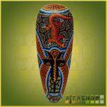 Maszk Aboriginal Széles Q