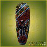 Maszk Aboriginal Széles C