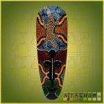 Maszk Aboriginal Széles E