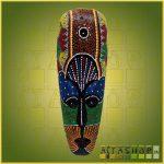 Maszk Aboriginal Széles H