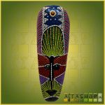 Maszk Aboriginal Széles I