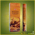 HEM Butter Toffee/HEM Vaj Karamella  illatú indiai füstölő