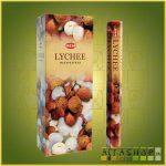 HEM Lychee/HEM Licsi illatú indiai füstölő