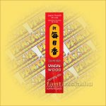 Szantálfa (Sandalwood) illatú Japán füstölő/Nippon Kodo-Morning Star Japán füstölő
