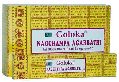 Goloka Nag Champa AsiaShop