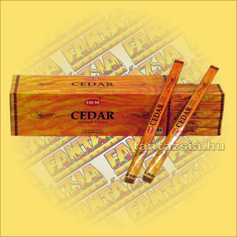 Cédrus - Indiai füstölő ( HEM Cedar )