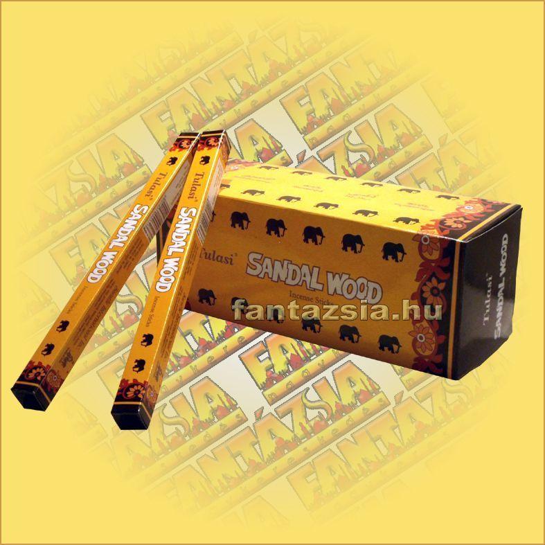 Elefántos Szantál Indiai Füstölő / Tulasi Sandalwood