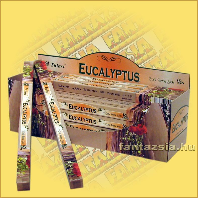 Eukaliptusz Indiai Füstölő / Tulasi Eucalyptus