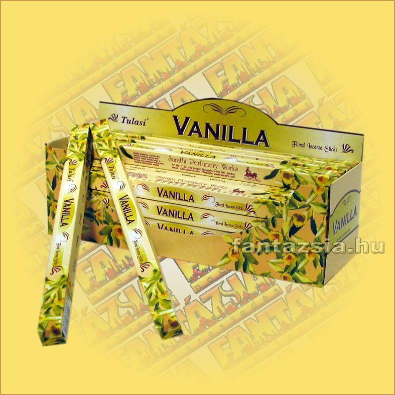 Vanília Indiai Füstölő / Tulasi Vanilla