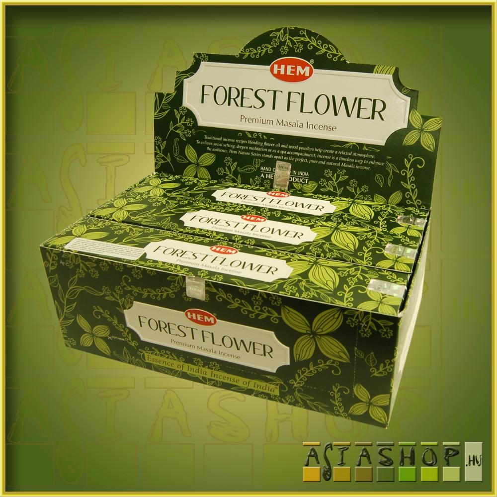 HEM Forest Flower-Natural Series/HEM Erdei Virág Maszala Füstölő