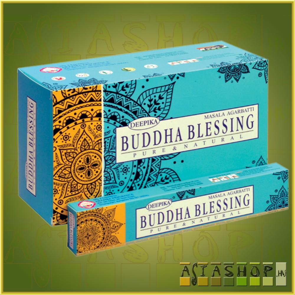 Deepika Buddha Blessing Masala Füstölő