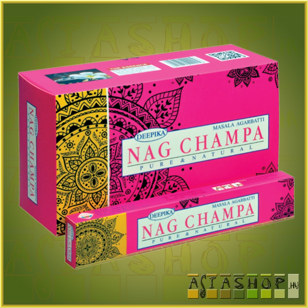 Deepika Nag Champa Masala Füstölő