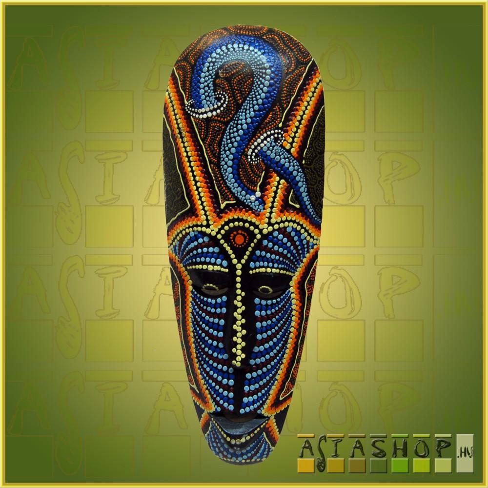 Maszk Aboriginal-Széles Z