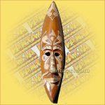 Maori Maszk/Asmát Maszk C