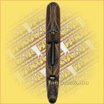 Maszk Aboriginal Festéssel 1m C