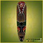 Maszk Aboriginal Festéssel L