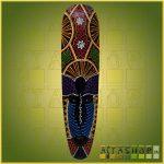 Maszk Aboriginal Festéssel I