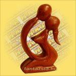 Absztrakt Sono Fa Figura 15 cm F