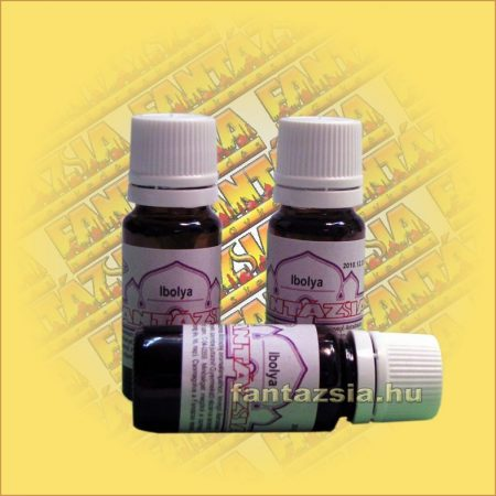 Illatos olaj - Ibolya