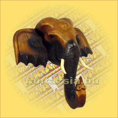 Elefántfej Falidísz kicsi