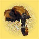 Elefántfej Falidísz nagy