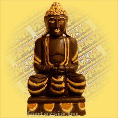 Buddha Szobor Ülő 50 cm