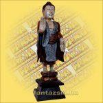 Buddha Szobor Álló 60 cm
