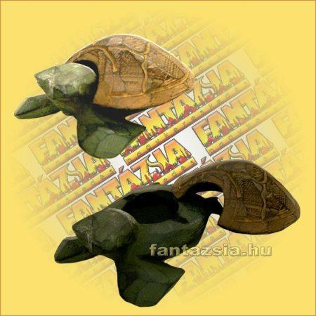 Hamutartó Teknős Figurával