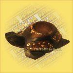 Hamutartó Teknős Figurával Lombok 30cm