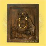 Buddhakép pocakos 45x55x3cm