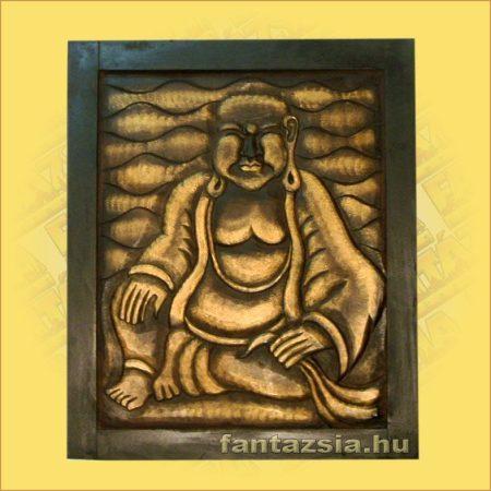 Buddhakép pocakos 50x60x5cm