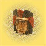 Indián Harcos fej