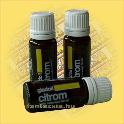 Citrom illóolaj ( Gladoil-Fleurita-100%-os.)