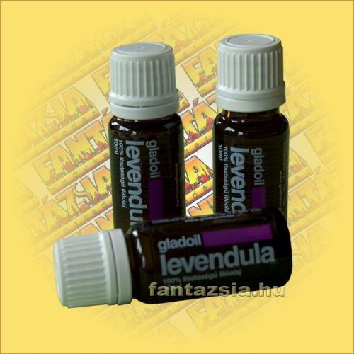 Levendula illóolaj ( Gladoil-Fleurita-100%-os.)