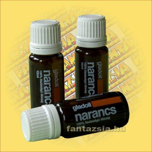 Narancs illóolaj ( Gladoil-Fleurita-100%-os.)