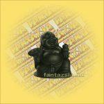 Buddha Figura HalcsontbólKicsi G