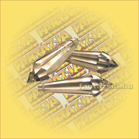 Szivárványkristály (Feng Shui) Ceruza 38mm