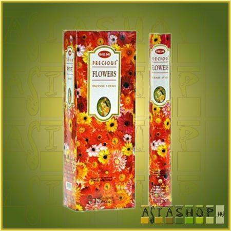 HEM Flowers/HEM  Virágok indiai füstölő