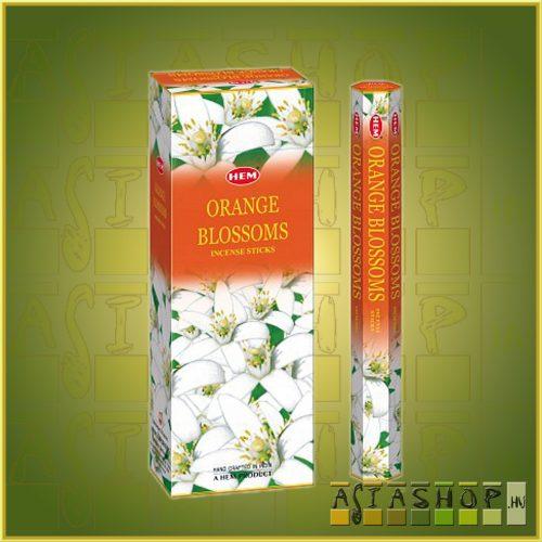 HEM Orange Blossom/HEM Narancsvirág illatú indiai füstölő
