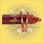 Borostyán - Indiai füstölő ( HEM  Amber )